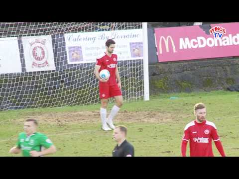 WingsTV  Welling  United vs Lincoln City FA Trophy 4th February 2017