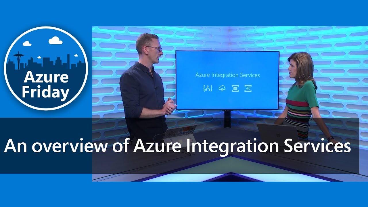 Azure Integration Services im Überblick