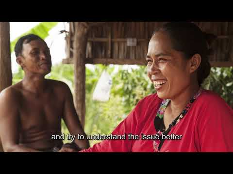 Preventing violence against women in Asia-Pacific