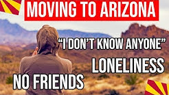Moving to Arizona & Starting Over: Loneliness & Making Friends In A New City