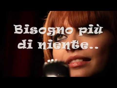 Annalisa scarrone una finestra tra le stelle lyrics con - Finestra tra le stelle ...