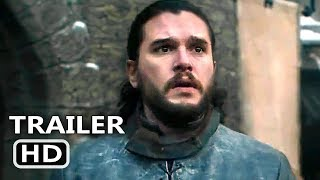 GAME OF THRONES S08E02 Official Trailer (2019) Season 8 Episode 2 TV Show HD