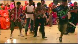Somali Bantu Dance wedding of Ivoiremixdj & Bantumixdj