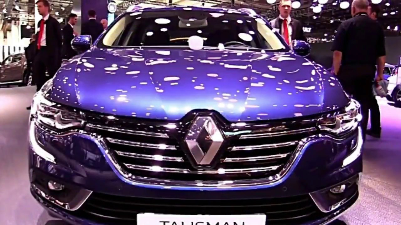 2018 renault talisman preview youtube. Black Bedroom Furniture Sets. Home Design Ideas