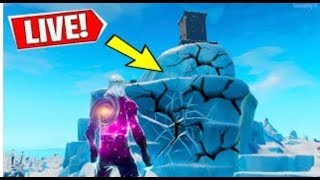 *NEW* FORTNITE POLAR PEAK EVENT LIVE! (DONATE FOR SHOUTOUT)