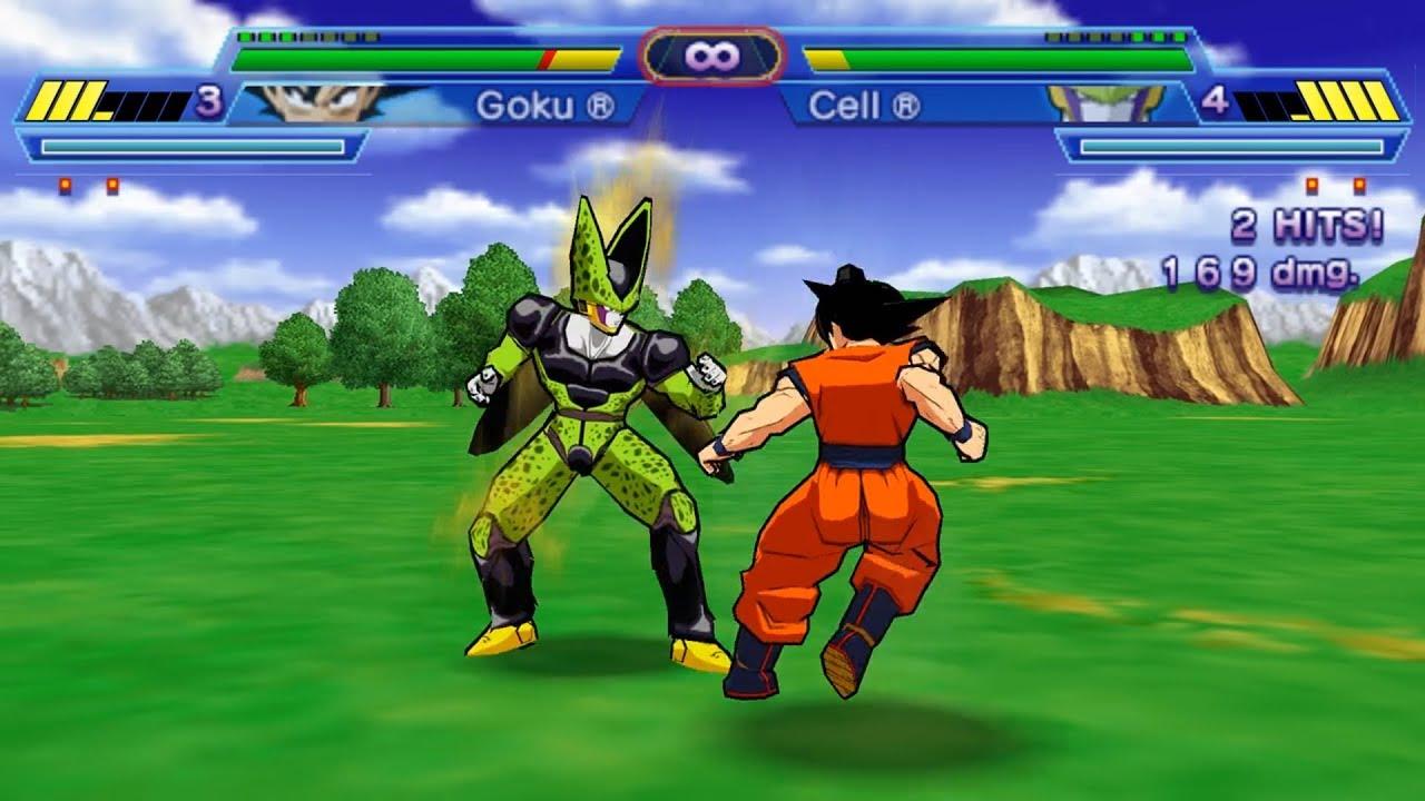 Goku Đánh Bại Cell Dragon Ball 7 Viên Ngọc Rồng | Top Game PSP Mobile  Android, Ios - YouTube