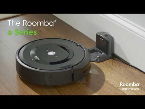 Powerful performance, Powerful pick-up | Roomba® e series | iRobot®