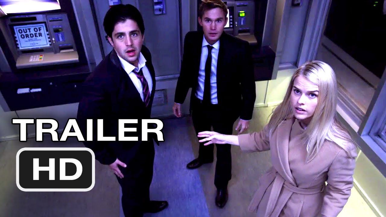 Download ATM Official Trailer #1 - Alice Eve Movie (2012) HD