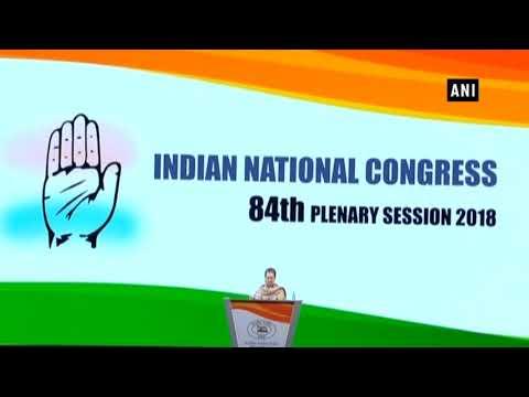 Modi government has left no stone unturned in weakening Congress, says Sonia Gandhi