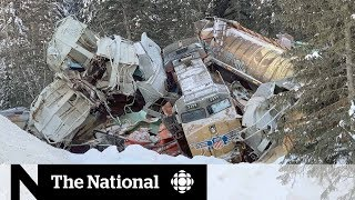 Calls For Criminal Investigation A Year After Deadly CP Rail Crash