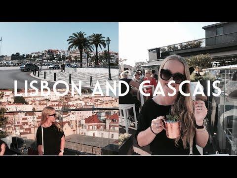 LISBON AND CASCAIS \\ VLOG