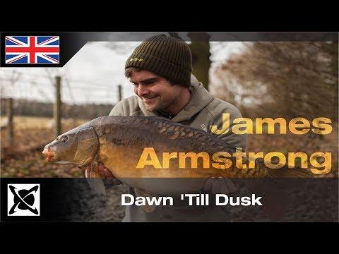 ***Carp Fishing*** Dawn 'Till Dusk - James Armstrong