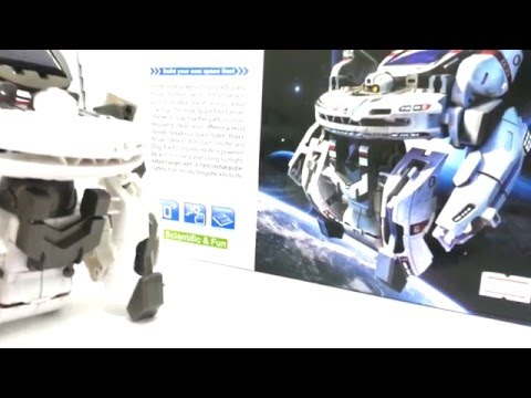 AK Show TOY EP11 : 7 in 1 Solar Space Fleet