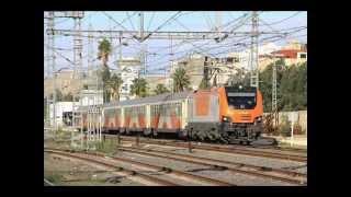 La locomotive ONCF E 1400 ( Alstom Prima 2 )