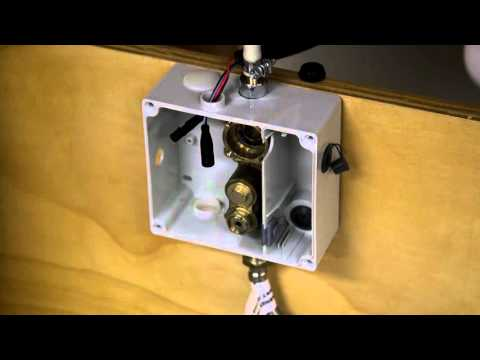 How To Replace A Solenoid Assembly For A Bathroom Faucet