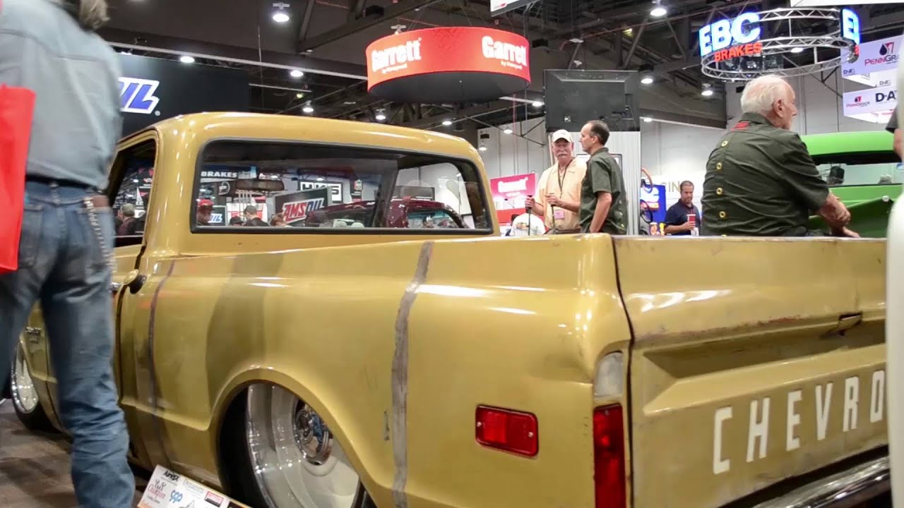 Sema 2015 Tmi Products Truck Booth Youtube