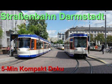 Br111 Fan [5-Min Kompakt Doku]: Straßenbahn Darmstadt (2018)