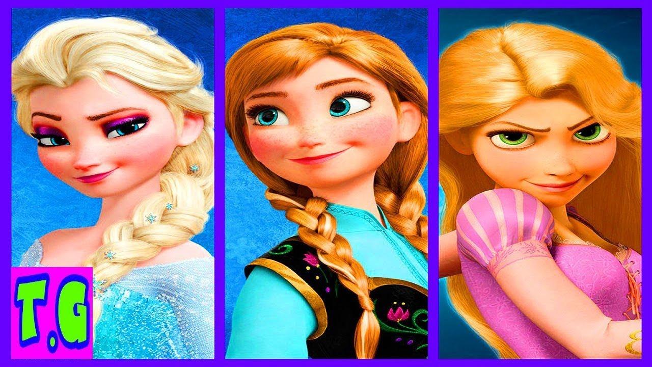 Elsa And Anna Makeup And Dressup Games Mugeek Vidalondon