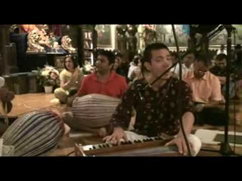 Janmastami Bhajan - Hari das - Hare Krishna - 8/8