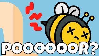 Es cierto que las abejas solo pueden picar 1 vez?