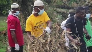 Ghana Khuddam clean city