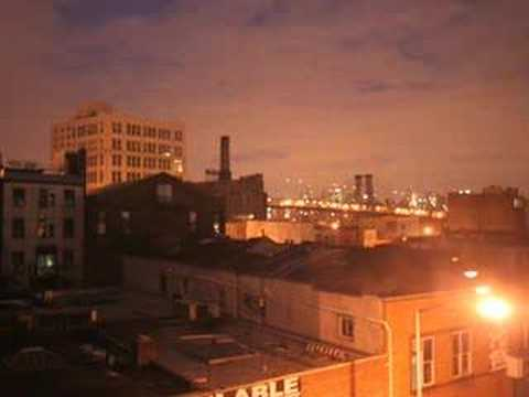 Williamsburg Brooklyn Sunrise