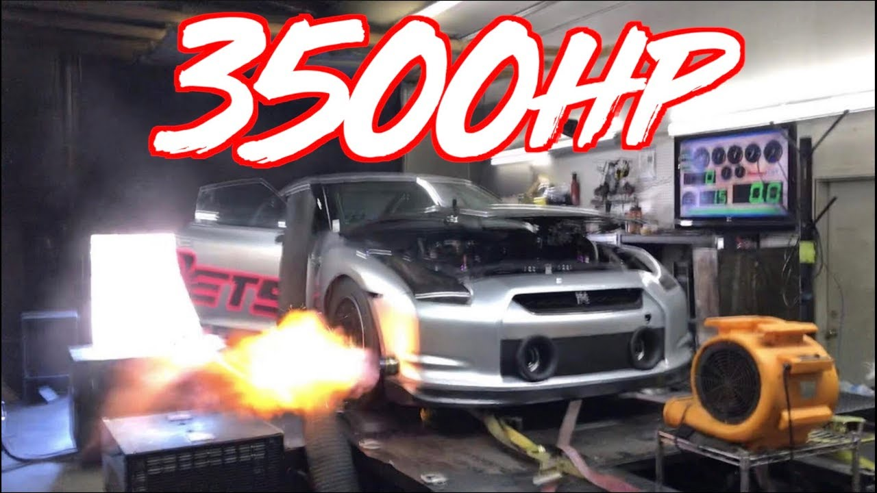 3500hp gtr worlds most powerful gtr extreme turbo systems [ 1280 x 720 Pixel ]
