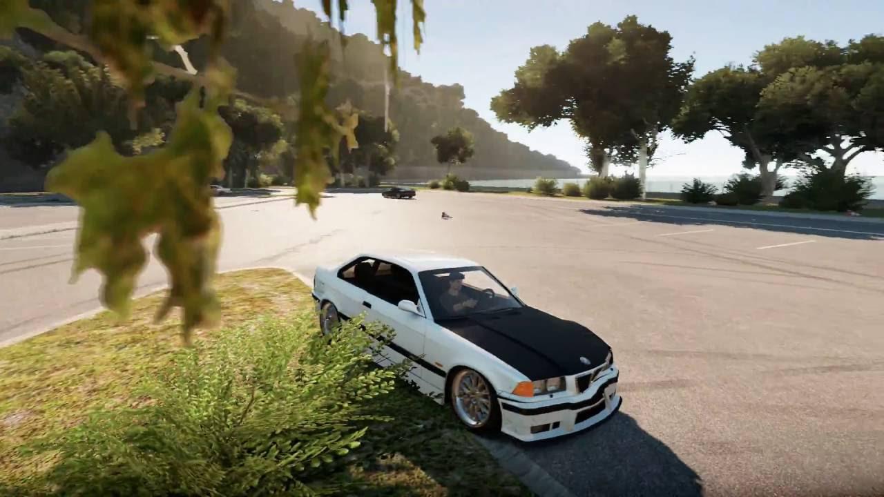 Forza Horizon 2 Parking Lot Drift Missile Tandems Run Da Wall
