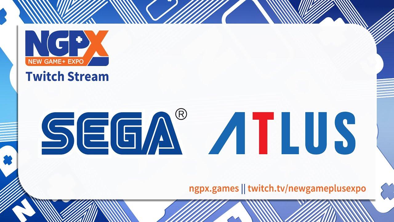 SEGA / ATLUS - NGPX Post-Showcase Stream (06.23.2020)