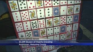 NBC 4 at 6 QUEEN OF HEARTS DRAWNING