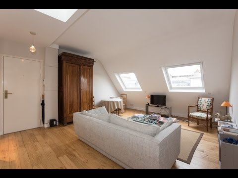 (Ref: 17050) 2-Bedroom furnished apartment for rent on rue Edouard Detaille (Paris 17th)