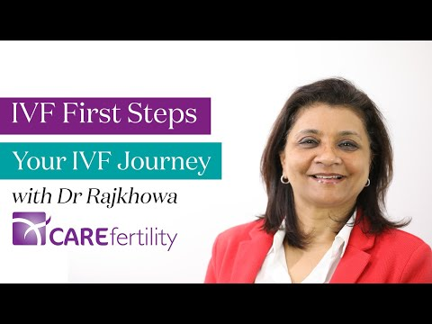 IVF First Steps - Your IVF Journey | CARE Fertility