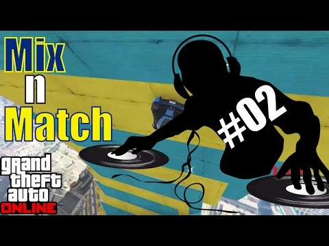 Full lobby racing / Double PL - GTA 5 online - Mix n Match #02