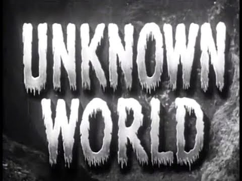 Sci-Fi Adventure Movie - Unknown World (1951)