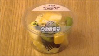 Asmr Sounds: Eating Juicy Fruit Salad With Panning.