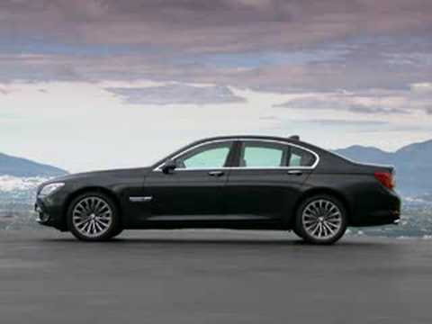 Brand new BMW 7-series 2008 - YouTube