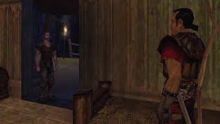 Diego coś kombinuje nocą... - Gothic II: Cienie Przeszłości #9 / 28.09.2019 (#1)
