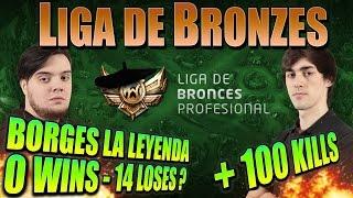 IBAI y ANDER CASTEAN +100 KILLS en la LBP !! | RESUMEN y MEJORES MOMENTOS