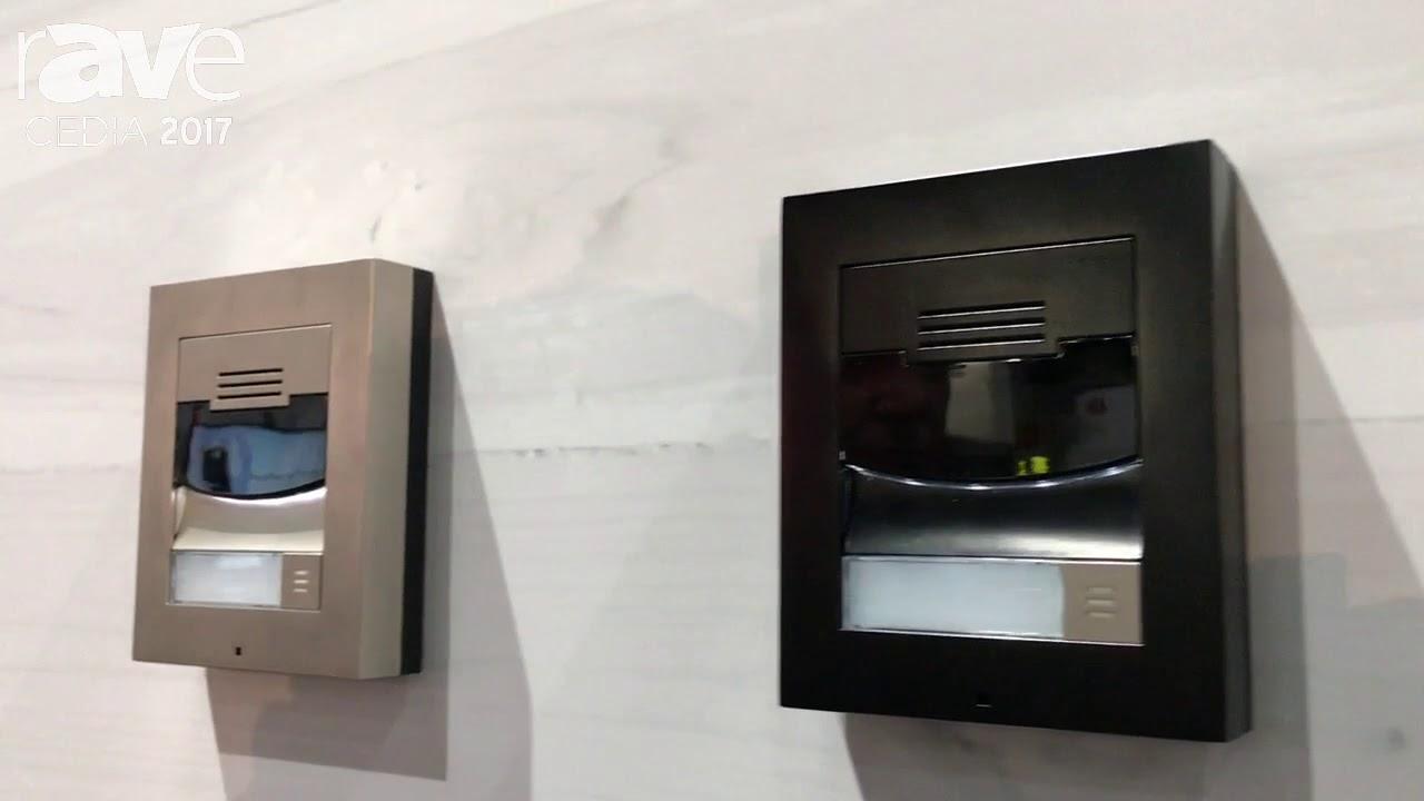 CEDIA 2017: Control4 Reveals DS2 Mini Door Station