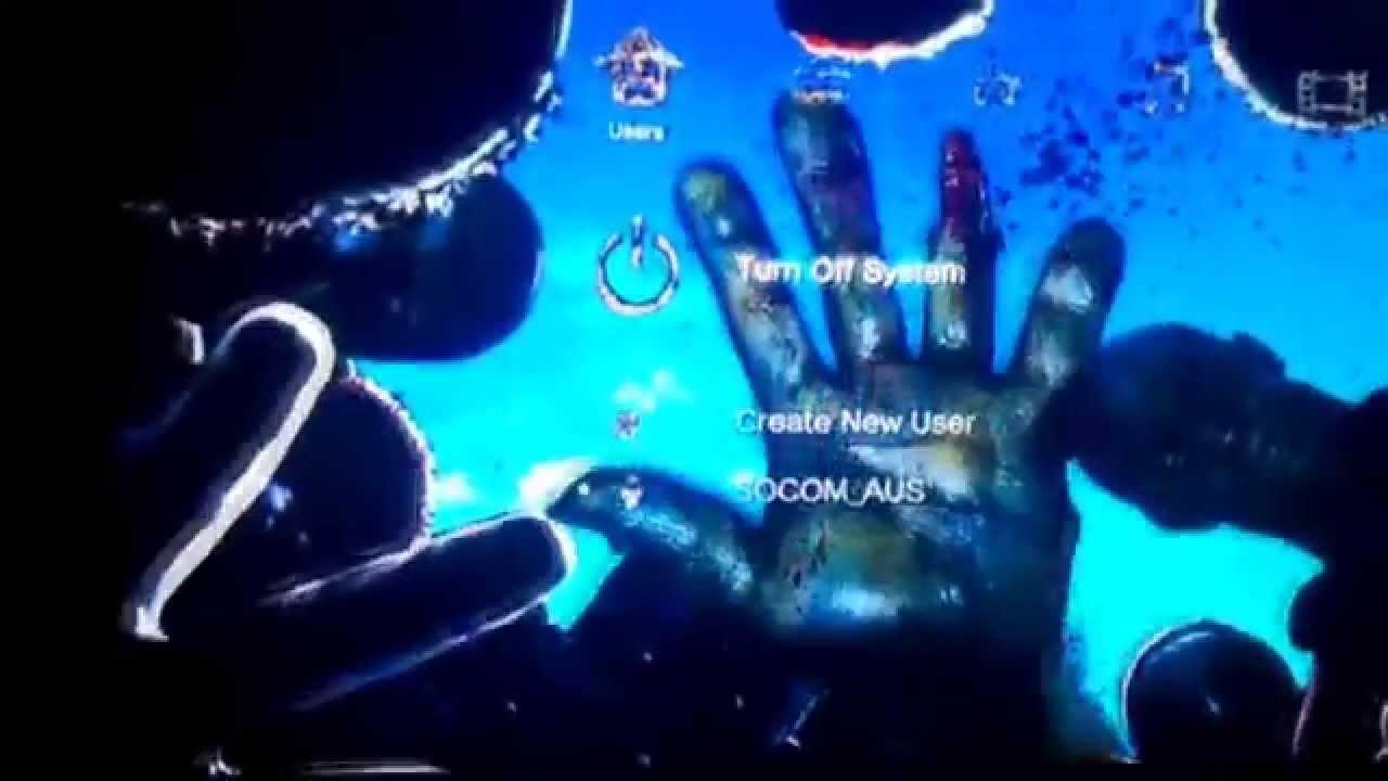 PS3 Themes » Zombie Apocalypse