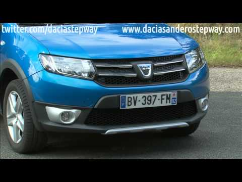 nouvelle dacia sandero stepway stepway 2 sept 2012. Black Bedroom Furniture Sets. Home Design Ideas