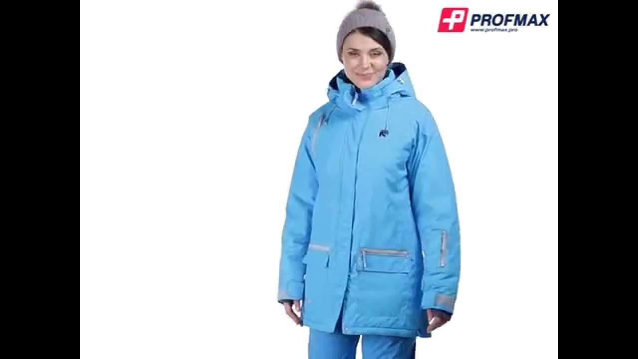 Женская горнолыжная куртка SportAlm Crocket mit Kap+Pelz - YouTube