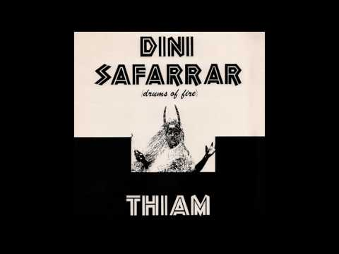 Mor Thiam - Dini Safarrar (Drums Of Fire) (1973) FULL ALBUM