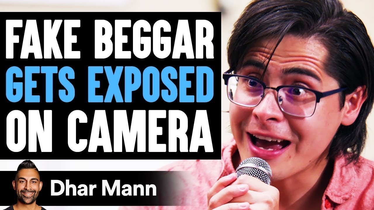 Download Fake Beggar GETS EXPOSED On Camera, They Live To Regret It | Dhar Mann