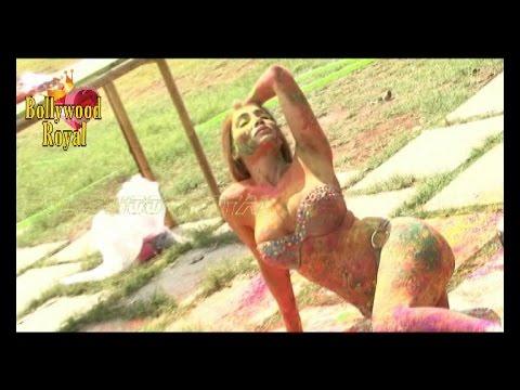 Download Sofia Hayat in HOT Bikini Photo Shoot for 'Holi'