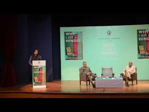 Shashi Tharoor on Why I Am a Hindu