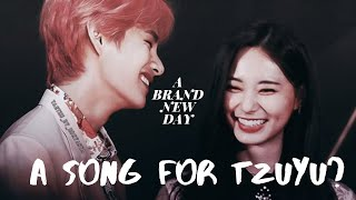 TAEHYUNG RELEASES A SONG ON TZUYU'S BIRTHDAY? (TAETZU)