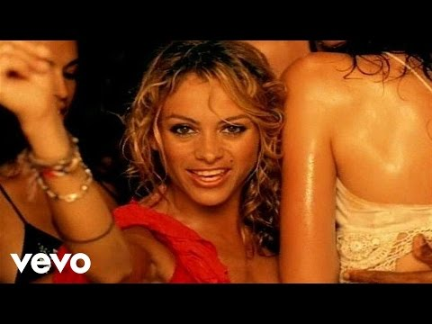 Клип Paulina Rubio - Sexual Lover
