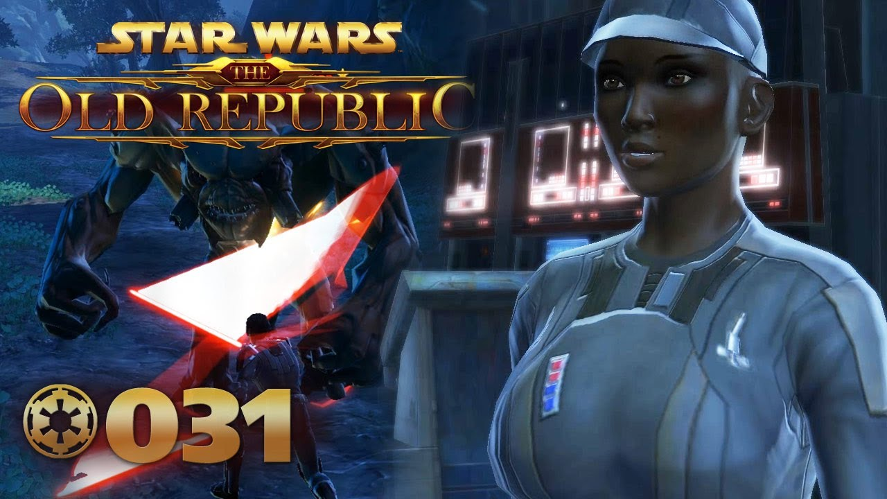 Let's Play Star Wars: The Old Republic #031 [Deutsch] [Full-HD] - Vergiftetes Wasser - YouTube