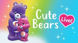 Care Bears Live Stream – Cute Bears!